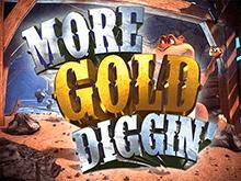 Игровой автомат Больше Добычи Золота
