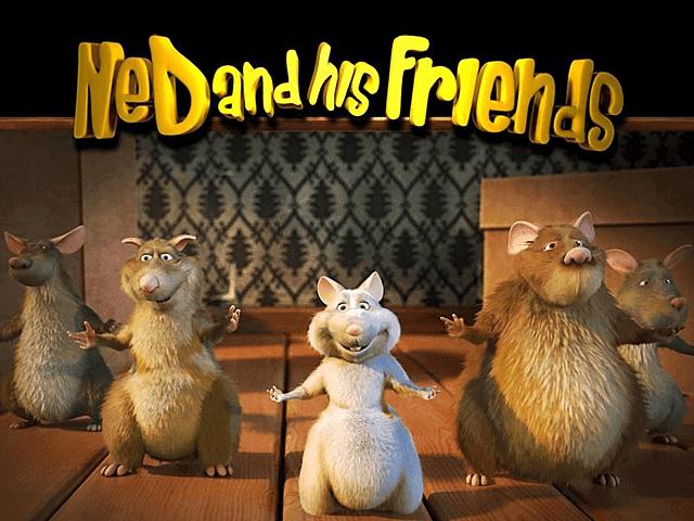 Слот Ned And His Friends — играть онлайн на деньги