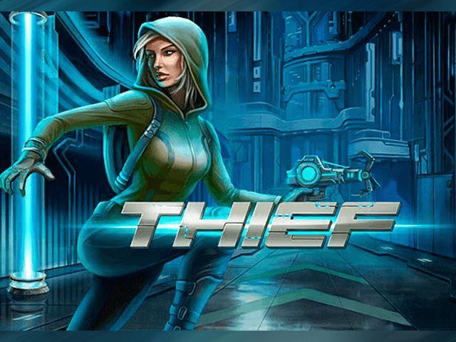 Thief от Net Entertainment – играть онлайн